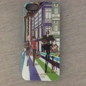 henri bendel Iphone 5 case Discontinued item